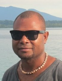 Online course student, Lawrence Nodua