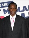 Online journalism course student, Samson Dada