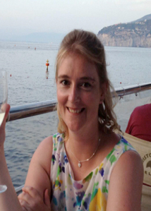 Distance learning courses student, Yvette Pickard