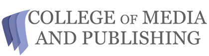 College of Media and Publishing Logo