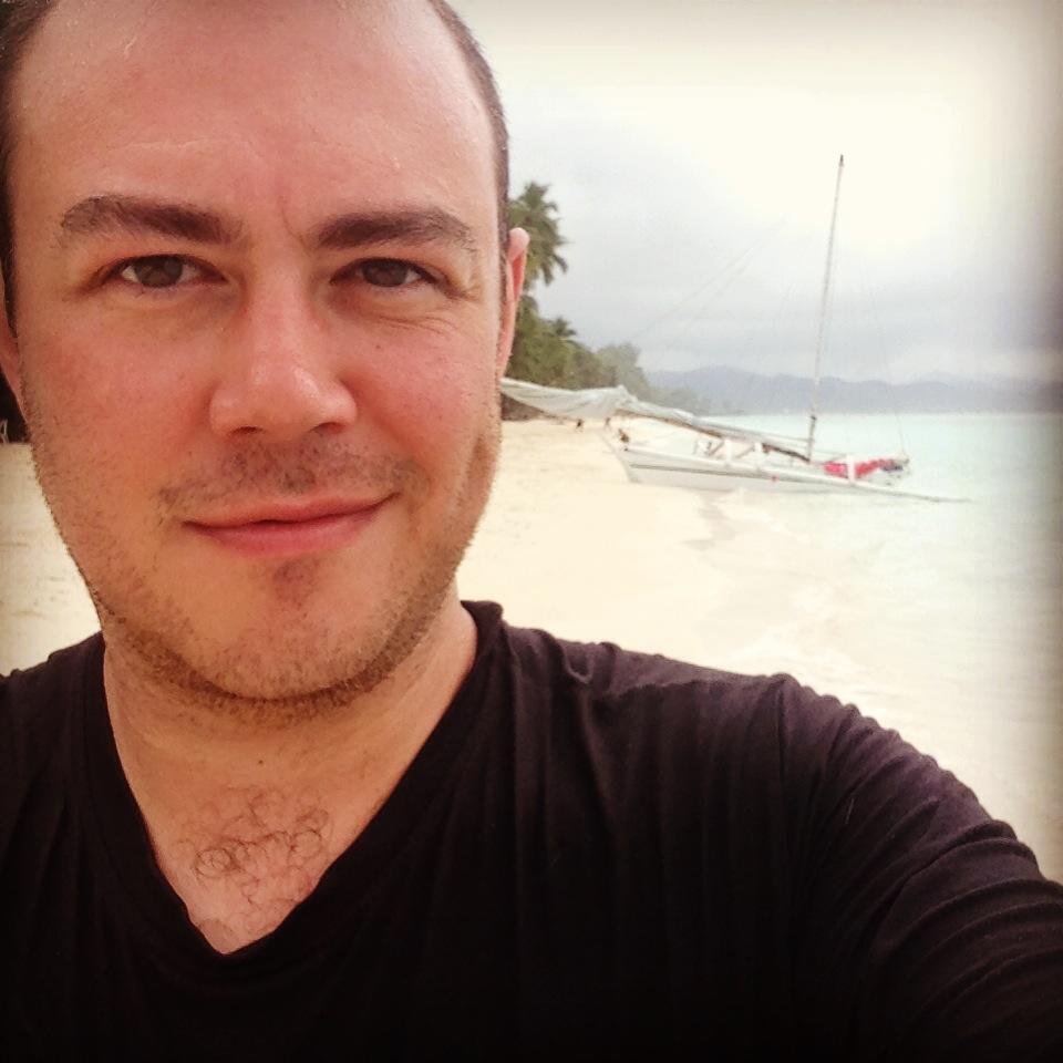 Daniel Deacon: CMP proofreading course graduate