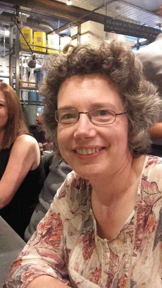 Gweno Hugh-Jones: CMP proofreading course graduate