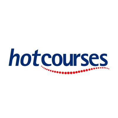 Hot Courses logo