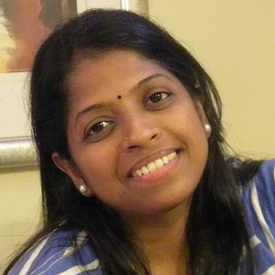 Kasthuri R: CMP proofreading course graduate