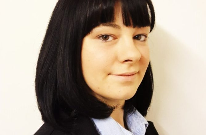 Robyn Hunter: CMP's editorial assistant and proofreader