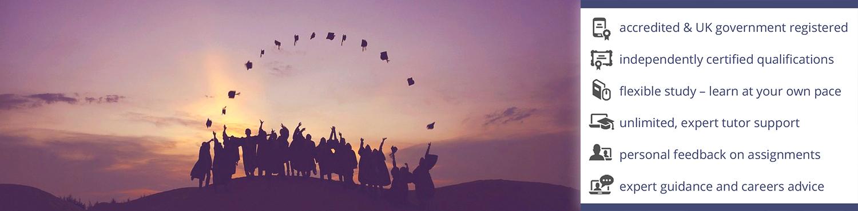 New online course graduates