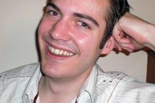 Home study courses student, David Ralph