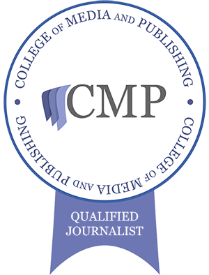 CMP journalism charter mark