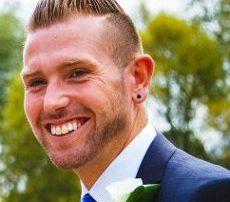 Online courses student, Stephen Nicholls