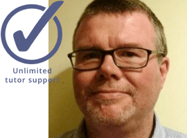 Environmental journalism course tutor: Dave Griffiths