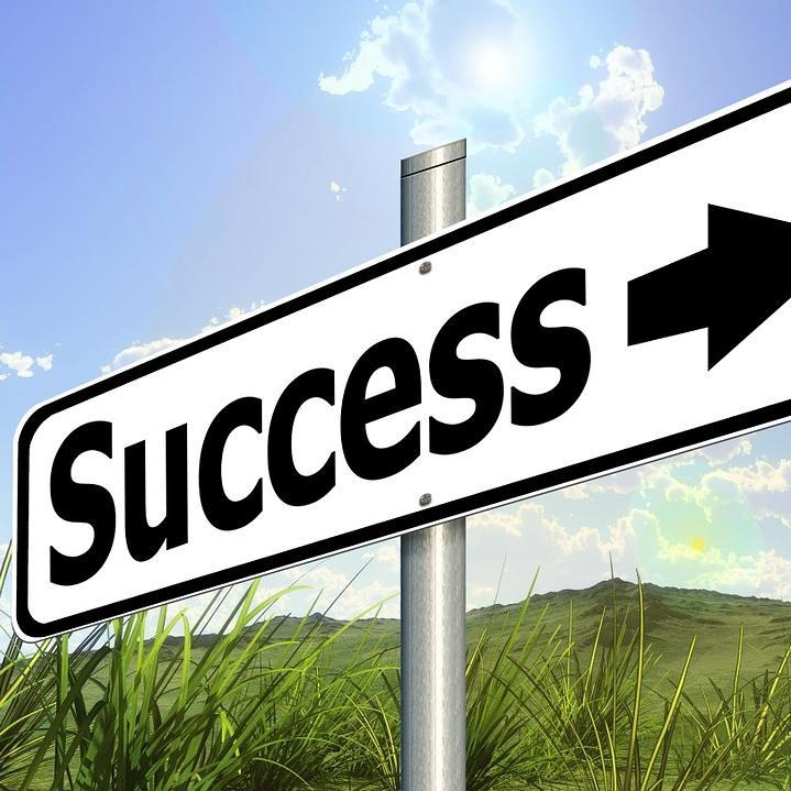 Online course successes