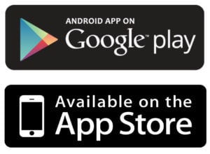 Our learning app is available on Google Play and the App Store