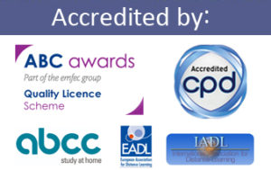 Accrediation logos